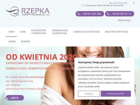 Rzepka.lek-med.pl - labioplastyka Lubuskie