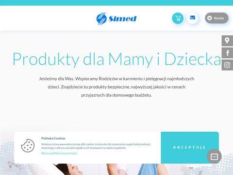 Simed.pl laktatory