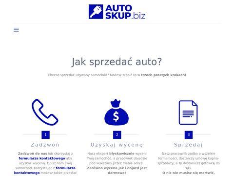 Skupaut333.pl skup samochodów