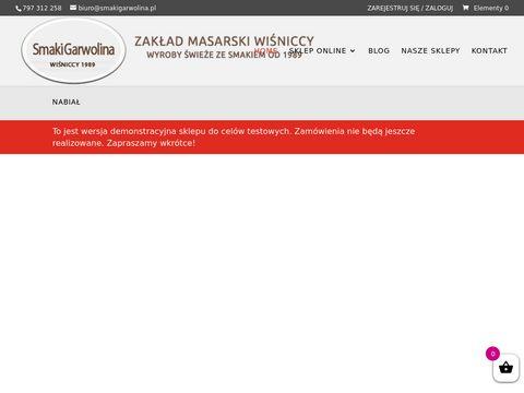 Smakigarwolina.pl