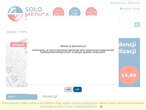 Solomedica.pl - wkłady do spluwaczki