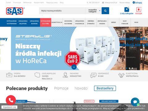 Sas24.pl kasy fiskalne