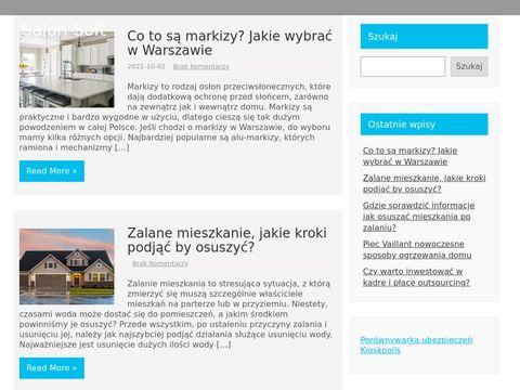 Salon-soft.pl kosmetyczny w Inowrocławiu