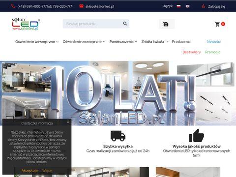 Oświetlenie LED - sklep salonled.pl