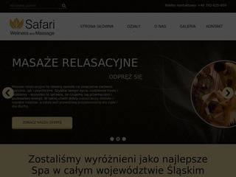 Safari-wellness.pl spa dla dwojga śląsk
