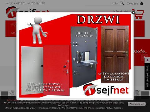 Sejfnet.pl na broń