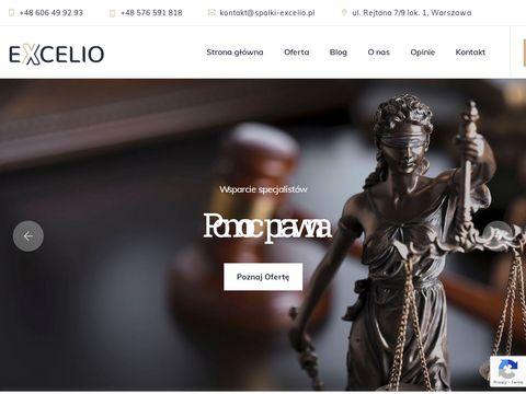 Spolki-excelio.pl - tworzenie spółek z o.o.