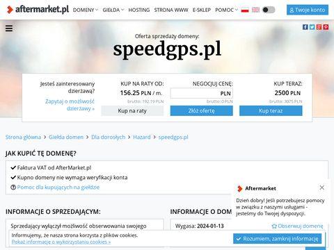 Speed GPS