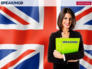 Speakingo.pl business english