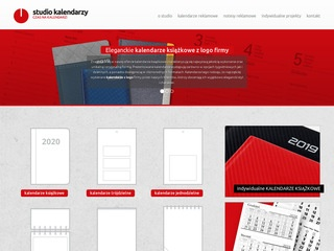 StudioKalendarzy.pl - kalendarze reklamowe