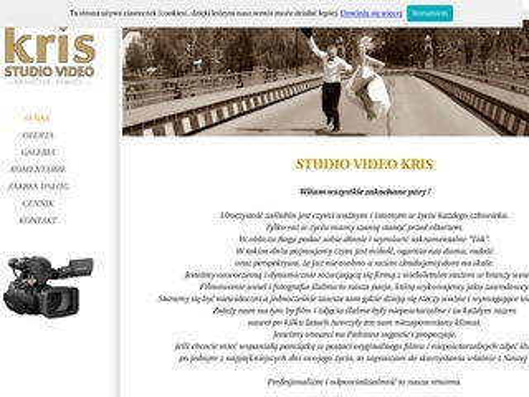 Studiokriselk.pl - zdjęcia ślubne Ełk