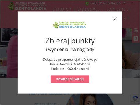 Stomatologiadziecieca.com - zęby mleczne Katowice