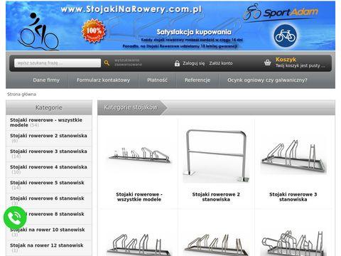Stojakinarowery.com.pl