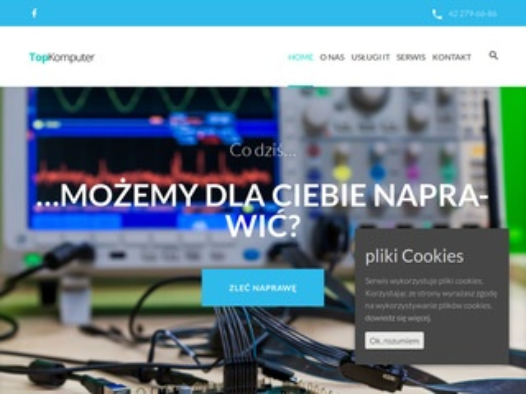 Topkomputer.com serwis projektorów