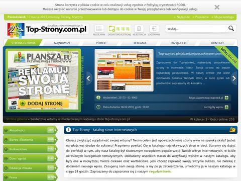 Top-strony.com.pl katalog stron