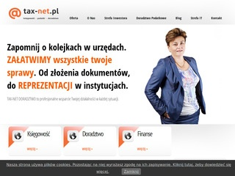 Tax-net.pl doradztwo podatkowe