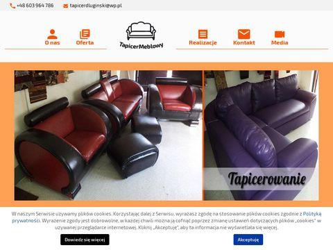 Tapicermarki.pl meblowy