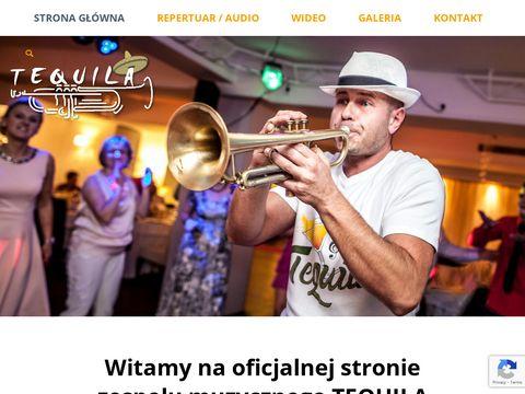 Tequila.net.pl zespół weselny Wrocław