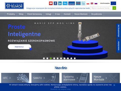 Telmor.pl instalacje telekomunikacyjne