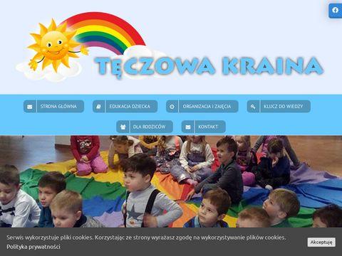 Teczowakraina.com.pl przedszkole