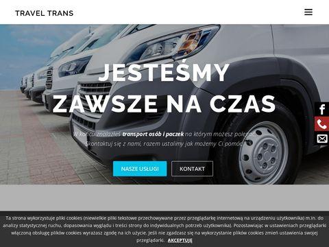 Travel-trans.pl transport międzynarodowy
