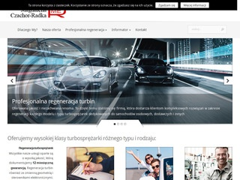 Turbosprezarki.mielec.pl - Magdalena Czachor Radka