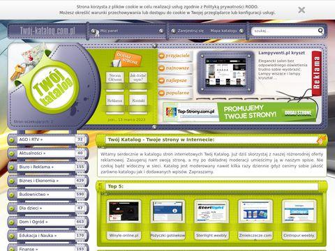 Twoj-katalog.com.pl stron www