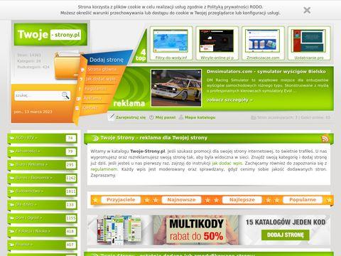 Twoje-strony.pl katalog