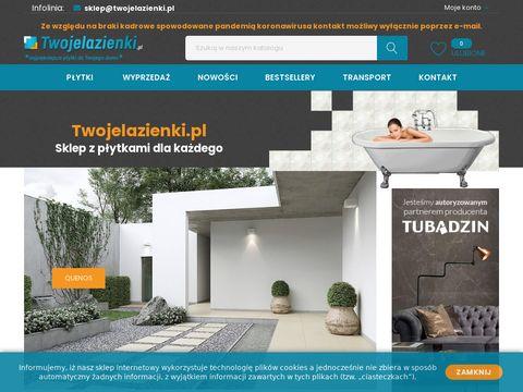 Twojelazienki.pl - gustowne płytki do mieszkania
