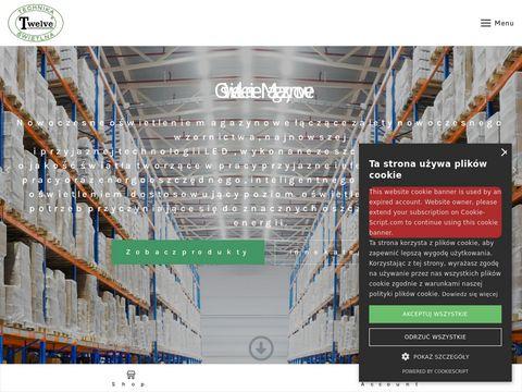 Twelvets.com.pl lampy LED
