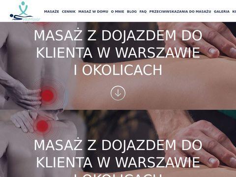 Vitamasaz.pl sportowy Warszawa