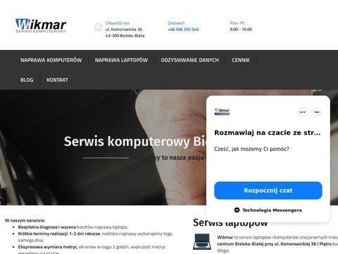 Wikmar.com.pl serwis komputerowy i laptopów