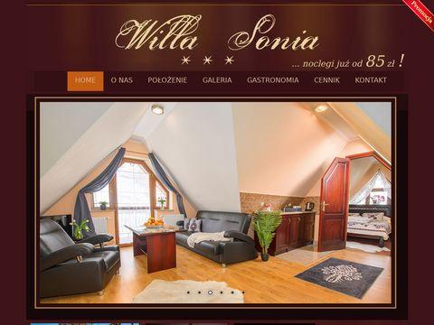 Willa-sonia.pl - apartamenty Zakopane