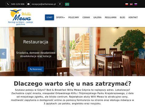 Willamewa.pl pokoje w Gdyni