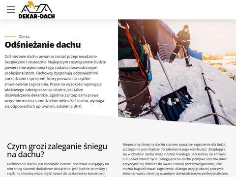 Warszawa-odsniezanie.pl 24h