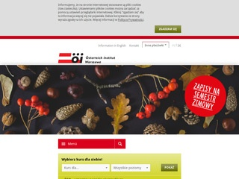 Österreich Institut język niemiecki Warszawa