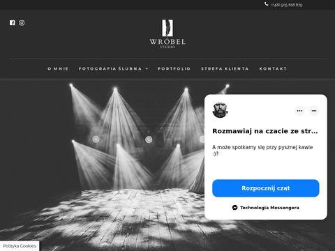 Wrobelstudio.pl - fotograf ślubny Śląsk