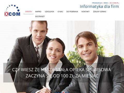 Xc.com.pl skanowanie faktur kosztowych
