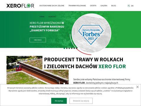 Xero Flor trawnik z rolki