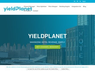 Yieldplanet.com channel manager polska