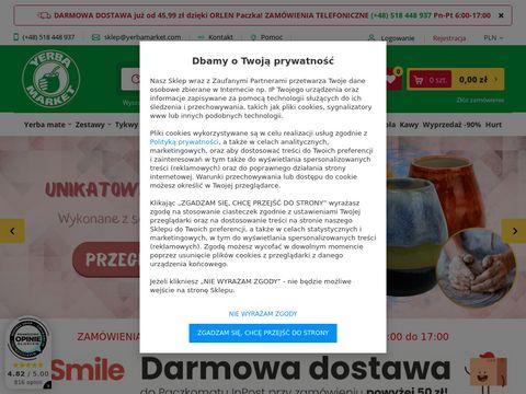 YerbaMarket.com sklep