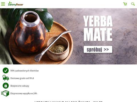 Zielonybazar.pl kawa
