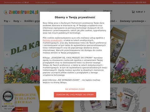 Zoocentrum24.pl sklep zoologiczny lublin