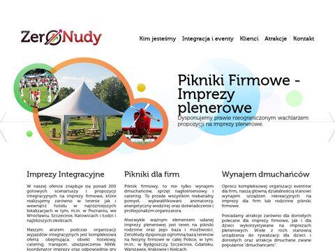 ZeroNudy.com - organizacja imprez Poznań