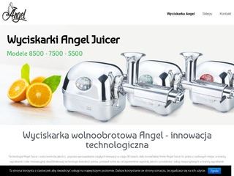 Wyciskarkaangel.pl