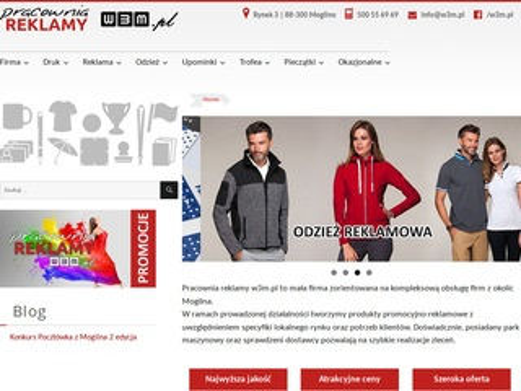 W3m.pl pracownia reklamy