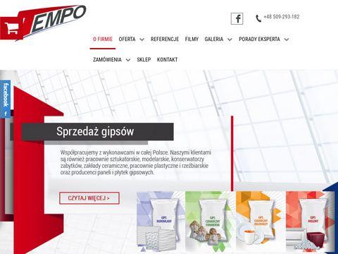 Tempo-spj.pl posadzki jastrychowe