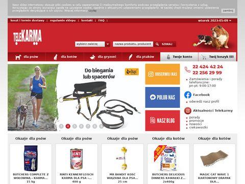 Telekarma.pl karma dla ptaków