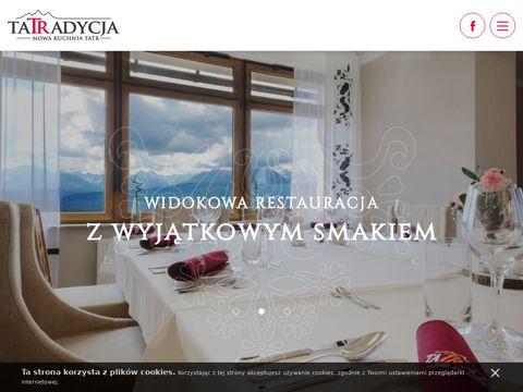 Tatradycja.pl restauracja Bukowina