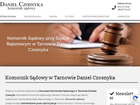 Marian Piasecki postępowanie egzekucyjne